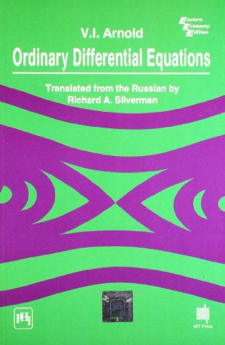 9788120313521: Ordinary Differential Equations