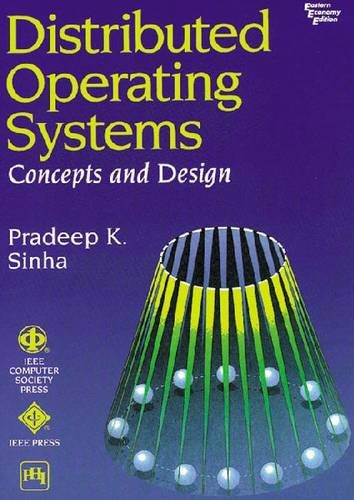 Distributed System Concepts And Design Pdf