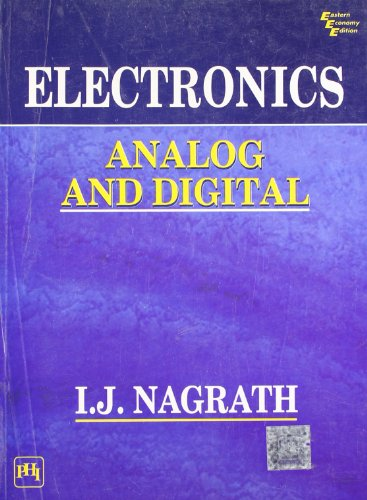 9788120314917: Electronics: Analog and Digital