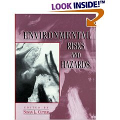 9788120315044: Environmental Risks And Hazards