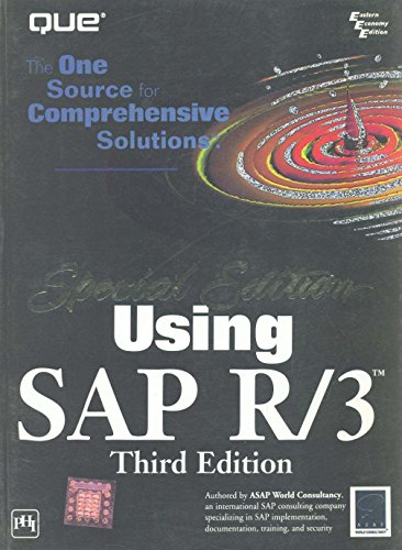 9788120315266: Special Edition Using Sap R/3
