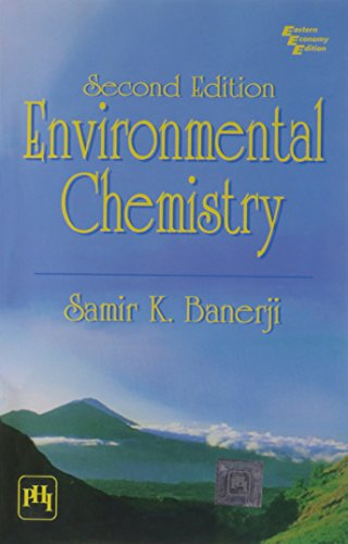 9788120315761: Environmental Chemistry