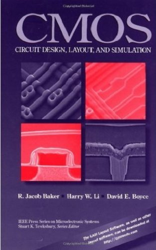 9788120316829: CMOS (Circuit Design, Layout, and Simulation)