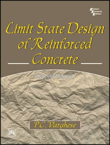 Limit State Design Of Reinforced Concrete(2/Ed): Vargheses