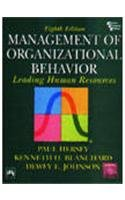 Management of Organizational Behavior Leading Human Resources: Hersey, Paul; Blanchard,