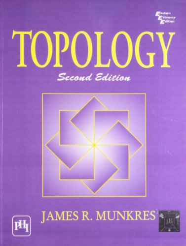 Topology (2nd Economy Edition): Munkres, James