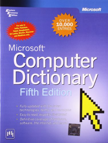 Microsoft Computer Dictionary: Microsoft Corporation