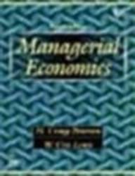 Managerial Economics 4th Ed: Lewis, Petersen &