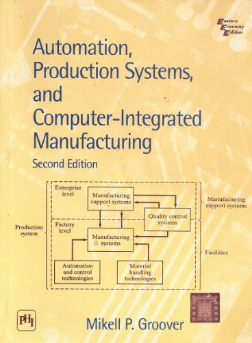 9788120320741: Automation, Production, Systems, and Computer-Integrated Manufacturing