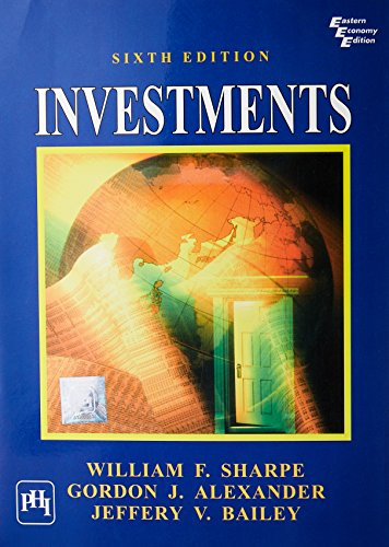 9788120321014: Investments (6th Edition)