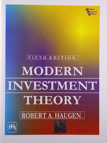 9788120321236: Modern Investment (Business)