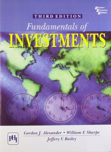 9788120321267: Fundamentals of Investments (Business)