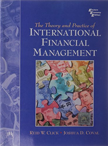 9788120321496: Theory and Practice of International Financial Management (Business)