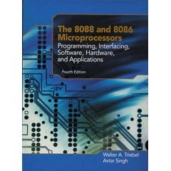 9788120322073: The 8088 and 8086 Microprocessors