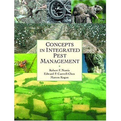 9788120322240: Concepts in Integrated Pest Management