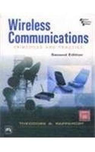 Wireless Communications: Rappaport, Theodore S.