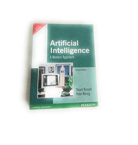 9788120323827: Artificial Intelligence: A Modern Approach (2nd Edition)