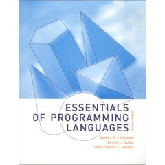 9788120324664: Essentials Of Programming Languages