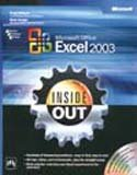 9788120324749: Microsft Excel 2003 Inside Out