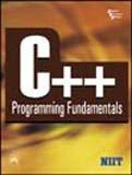 C++: Programming Fundamentals: NIIT