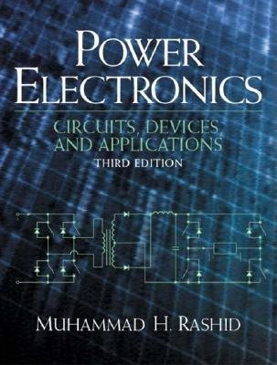 9788120325036: Power Electronics: Circuits, Devices & Applications (3rd Edition)