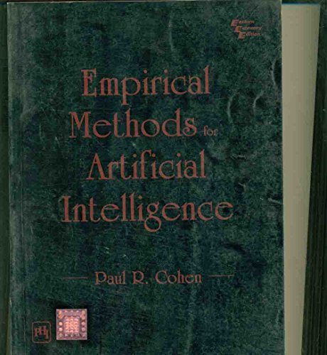 9788120325319: Empirical Methods for Artificial Intelligence (Bradford Books)