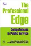 Prof essional Edge: Competencies In Public Service: Bowman James S.