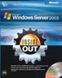 9788120326613: Microsoft® Windows Server™ 2003 Inside Out
