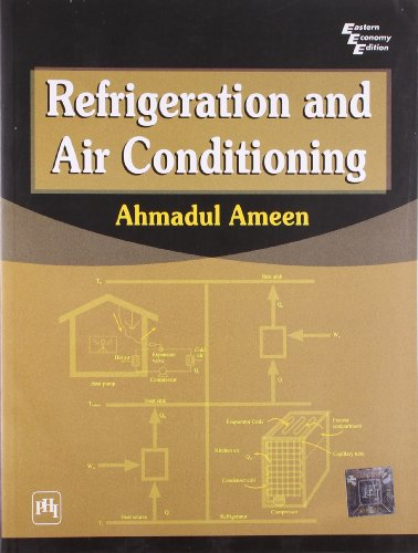 Refrigeration and Air Conditioning: Ahmadul Ameen