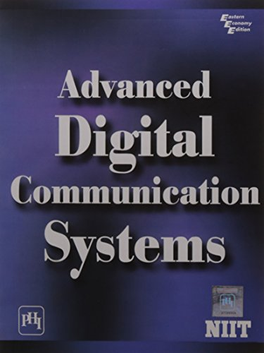 Advanced Digital Communication Systems: NIIT