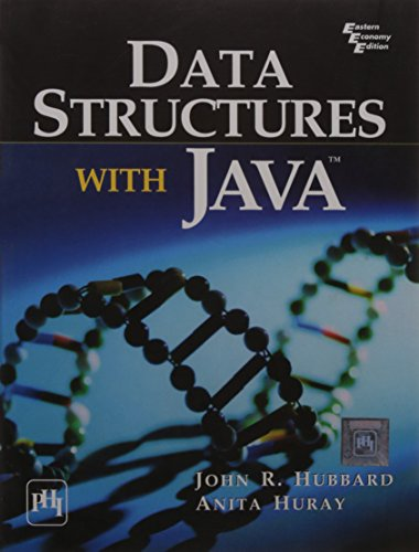 Data Structures with Java?: Anita Huray,John R. Hubbard