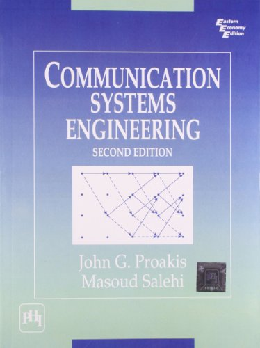 9788120327504: Communication Systems Engineering