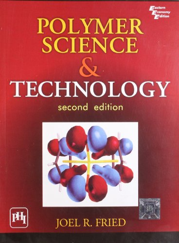 9788120327702: Polymer Science and Technology (Economy Edition) Paperback