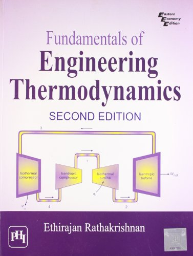 Fundamentals Of Engineering Thermodynamics, 2Nd Edition