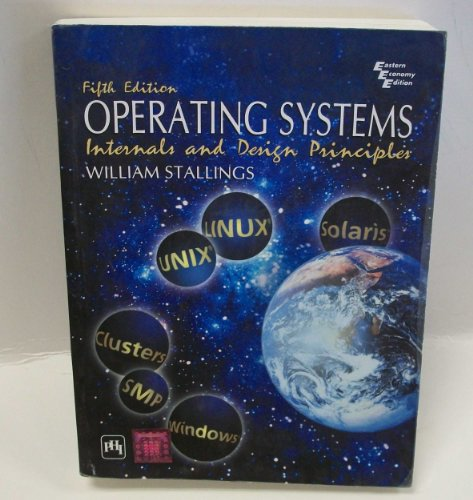 9788120327962 Operating Systems Internals And Design Principles Abebooks 8120327969