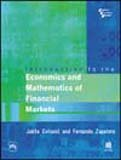 9788120328891: Introduction to the Economics and Mathematics of Financial Markets