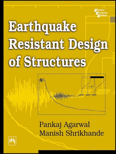 9788120328921: Earthquake Resistant Design of Structures