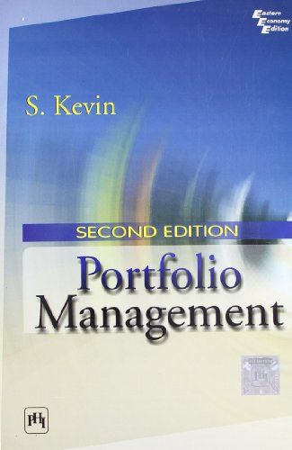 portfolio management by s kevin 2nd edition
