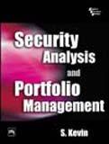 9788120329638: Security Analysis and Portfolio Management
