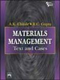 Materials Management: Text and Cases: A.K. Chitale,R.C. Gupta