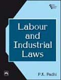 9788120329850: Labour and Industrial Laws