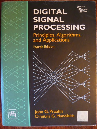 9788120330306: Digital Signal Processing 4th Edition