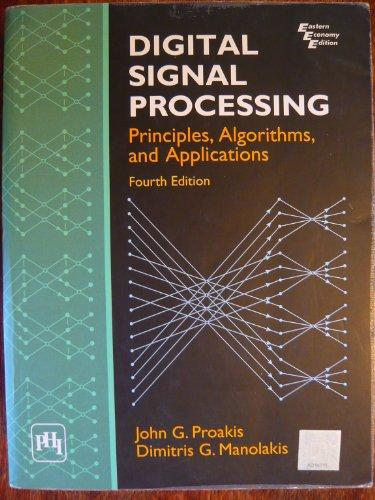 9788120330306: Digital Signal Processing 4th Edition