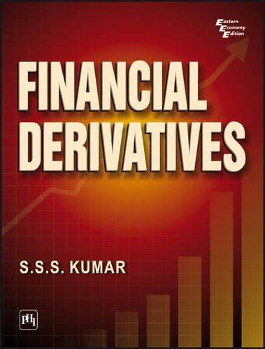 9788120330740: Financial Derivatives