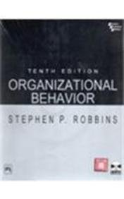 Organizational Behavior & SAL CDROM Pkg (12th: Stephen P. Robbins,