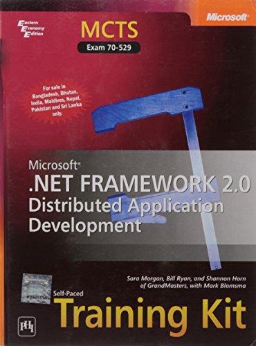 9788120331044: Mcts Self - Paced Training Kit (Exam 70 - 529): Microsoft .Net Framework 2.0 Distributed Application Development