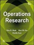 Operations Research: Hardik Soni,Nita H. Shah,Ravi M. Gor