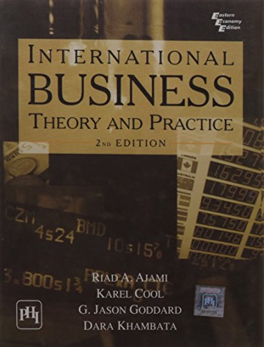 9788120332218: International Business: Theory and Practice (2nd Edition)