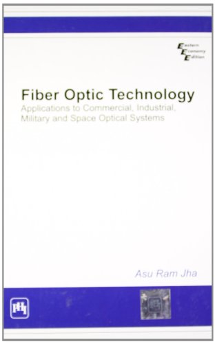 Fiber Optic Technology: Applications to Commercial, Industrial,: Asu Ram Jha