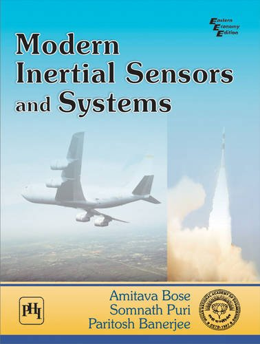9788120333536: Modern Inertial Sensors and Systems